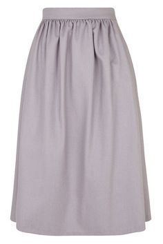 The Eliza Skirt - Lavender | Tara Starlet AW14. This cute pastel lavender skirt is ideal for winter. A wooly, vintage inspired piece is a wardrobe need for the coming season.