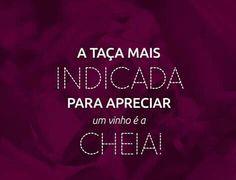 #Vinho ♡ & #Taça ☆