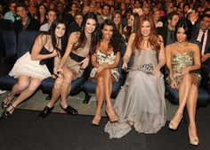 Kylie Jenner Photos: 2011 People's Choice Awards - Backstage And Audience
