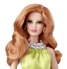 Red Carpet™ Barbie® - Yellow Gown | Barbie Collector