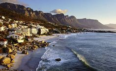 Cape Town Beach Front, walking with you #viventeconnect in your pocket