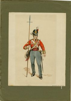 9th E. Norfolk Regiment color sergeant 1815 Waterloo 1815, Battle Of Waterloo, Scum Of The Earth, Seven Years' War, War Of 1812, Napoleonic Wars, British Army, Great Britain, 19th Century