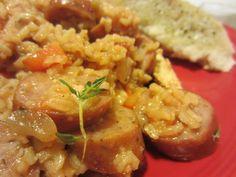 Chicken & Sausage Jumbalaya