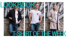 LOOKBOOK - TSHIRT OF THE WEEK - HEART