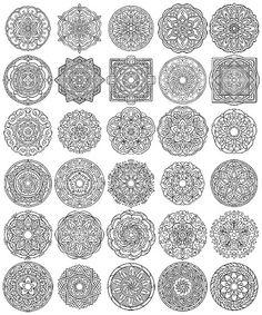 how to draw mandalas - Pesquisa Google
