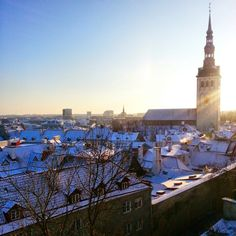With huge passion to life: Talvinen romantiikkaloma Tallinnassa