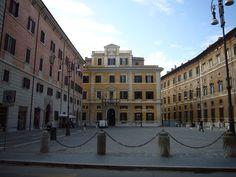 Campo Marzio - piazza Borghese 1080146 - Piazza Borghese - Wikipedia, la…