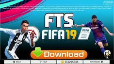 Download FIFA 19 Mod FTS Offline Android Download Gta 5 Games, Fifa Games, Cell Phone Game, Phone Games, Fifa App, Offline Games, Hd Movies Download, Jeep, Android