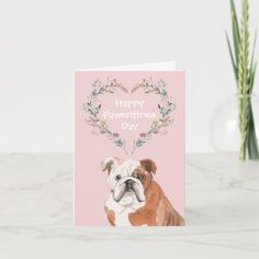 Valentines Day Dog, Baby Bulldogs, Anniversary Quotes, Holiday Cards, Dog Lovers, Portrait, Prints, Christian Christmas Cards, Headshot Photography