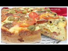 TORTA-PIZZA❤LANCHE FACIL - YouTube