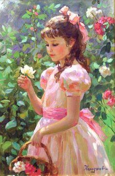 Vladislav Nagornov nice paintings from http://www.paintingsframe.com/