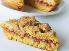 TORTA DI MELE SENZA ZUCCHERO IN PADELLA Vegan Desserts, Biscotti, Stevia, Apple Pie, Sugar Free, Food And Drink, Healthy Eating, Cooking Recipes, Sweets