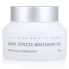 [AllbyAnn] MdoC Men's Night Whitening Gel Lightening Moisturizer 100g Free Gift
