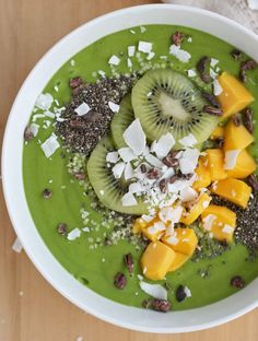 What;s for Breakfast...how many times do you hear those words...well maybe next time you can say SMOOTHIE Bowls!!! Come and look at this collection of yummy Smoothie Bowls