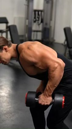 Tricep Workout With Dumbbells, Bicep And Tricep Workout, Abs And Cardio Workout, Gym Workouts For Men, Full Body Workout Routine, Indoor Workout, Gym Workout Videos, Weight Training Workouts, Aerobics Workout