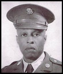 Mark Matthews (August 7, 1894 – September 6, 2005) was an American veteran of the Second World War and a Buffalo Soldier. Born in Alabama and growing up in Ohio, Matthews joined the 10th Cavalry Regiment when he was only 15 years old, after having been recruited at a Lexington, Kentucky racetrack and having documents forged so that he appeared to meet the minimum age of 17...