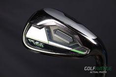 TaylorMade RocketBallz Max Iron Set 4-PW and AW Stiff RH Steel Golf #8163