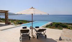 Luxury Paros Villas, Paros Villa Steffi III, Cyclades, Greece
