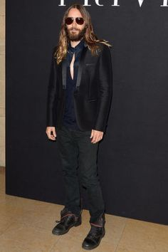 The 25 best dressed men in Hollywood: Jared Leto
