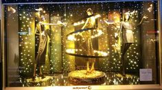 de Bijenkorf Den Haag Festive season Cinderella