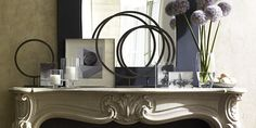 To Compose the Modern Mantel