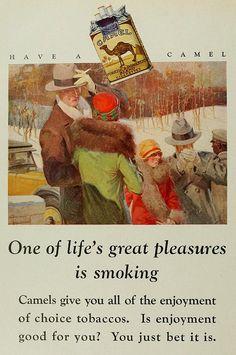 Cigarettes 1928