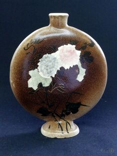 Vintage Moon, Chrysanthemums, See Photo, Logo Branding, Free Delivery, Flask, Christmas Bulbs, Oriental, Things To Think About