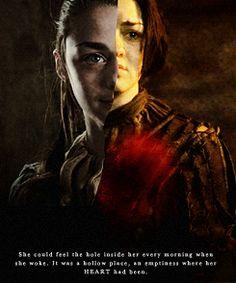 Arya Stark ~ Game of Thrones Fan Art