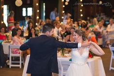 Dancing the Night Away at Happy Days| Becky + Jeff | Ever After Imagery