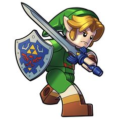 Legend of Zelda: Iron Knuckle Encounter Artwork