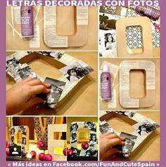 ¿Qué te parece la idea para regalarle a tu mejor amiga como fotos vuestras? ➡ Sígueme en YouTube https://www.youtube.com/channel/UC_tmePzANQVtCMWUzinpEdA   -- #crafts #manualidades #handmade #amistad #friends