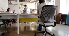 bivi setting with cobi select chair