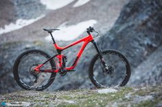 The Giant Reign Advanced 1 is among the most popular bikes for privateer enduro racers. But how does it hold up against the best of its breed?