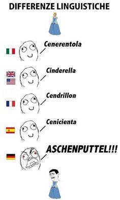 German is beautiful!