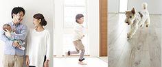 子育てを楽しむセカンドデッキのある住まい | 間取りプランニング | すむすむ | Panasonic Living Room Designs, Modern Design, Houses, Contemporary Design, Decorating Living Rooms