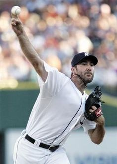 DETROIT TIGERS: Verlander puts on show in rout of Yankees - theoaklandpress.com