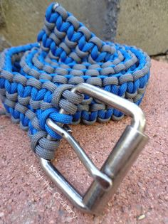 1000 images about paracord projects on pinterest for How to make a belt out of paracord