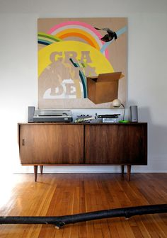 i have been looking for a piece like this for a year for our living room. sigh. yes please!!!