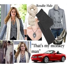 Rosalie Hale clothes
