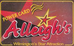 Alleigh's Club Card