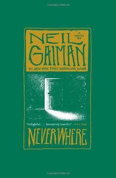 My absolute favorite. Neverwhere: A Novel by Neil Gaiman,http://smile.amazon.com/dp/0060557818/ref=cm_sw_r_pi_dp_pXwNsb14CKNP4MQN