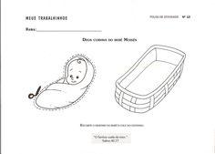meyrison e cia: Caderno de Atividades Para Lições da EBD - PRIMÁRIOS II Trimestre 2013