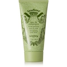 Sisley - Paris Moisturizing Perfumed Body Lotion - Eau de Campagne,... (1.219.275 IDR) ❤ liked on Polyvore featuring beauty products, bath & body products, body moisturizers, colorless, filler, body moisturiser, sisley, body moisturizer and sisley perfume