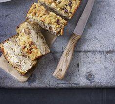 Fennel & chestnut loaf with cranberry relish  ...  Good Food reader Barbara Keen shares her vegetarian loaf recipe with seasonal chestnut and cranberry.