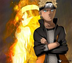 Naruto - The reincarnation of Ashura.