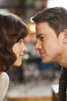 "Rachel McAdams & Channing Tatum in ""The Vow"""