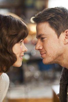 "Rachel McAdams & Channing Tatum in ""The Vow"""