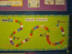 Another great way to encourage good behavior as an entire class. -Andrea Hirschfeld
