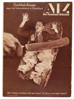 John Heartfield, Periodical Illustrations