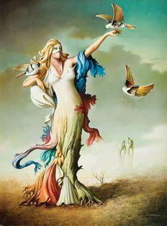 Surrealism and Visionary art: Vito Campanella